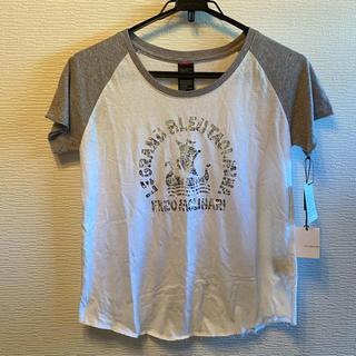 ダブルスタンダードクロージング(DOUBLE STANDARD CLOTHING)のお値下げ 新品タグ付き ダブルスタンダードクロージング Tシャツ(Tシャツ(半袖/袖なし))