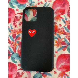 コムデギャルソン(COMME des GARCONS)のiPhoneケース ♡ ギャルソン iPhone11pro シンプル ハード(iPhoneケース)