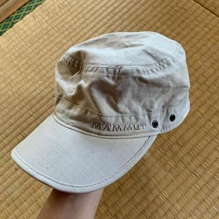 マムート(Mammut)のマムート MAMMUT ワークキャップ 帽子 (登山用品)