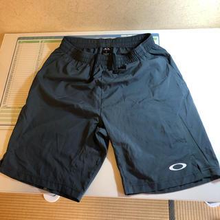 オークリー(Oakley)のオークリー ハーフパンツ グレー XL(ショートパンツ)