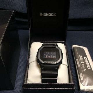ジーショック(G-SHOCK)の限定CASIO G-SHOCK DW-5600 Kinashi cycle(腕時計(デジタル))