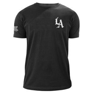 ニューエラー(NEW ERA)のMr Cartoon LA CLIPPERS Tee Black Tシャツ(Tシャツ/カットソー(半袖/袖なし))