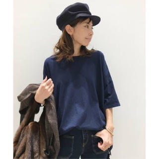 アパルトモンドゥーズィエムクラス(L'Appartement DEUXIEME CLASSE)のアパルトモン LA APPAREL ロサンゼルスアパレル BIG T-sh(Tシャツ(半袖/袖なし))