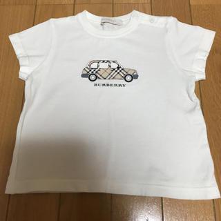 BURBERRY - バーバリー BURBERRY  半袖 Tシャツ 90