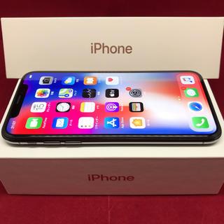 Apple - iPhoneX 256GB SIMフリー 上美品