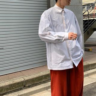 コモリ(COMOLI)のE.TAUTZ 19aw ESME SHIRTS(シャツ)