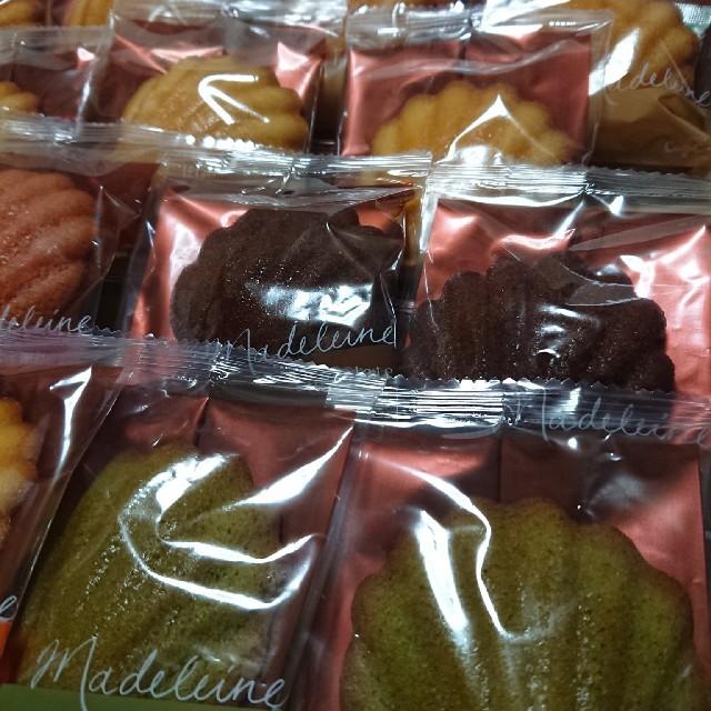 銀座コージーコーナーマドレーヌ 食品/飲料/酒の食品(菓子/デザート)の商品写真
