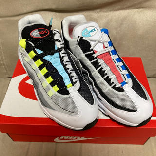 NIKE - 【新品】NIKE AIR MAX 95 Greedy 26cm