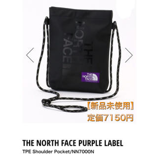 THE NORTH FACE - 【新品・未使用】THE NORTH FACE  黒 ショルダー TPE