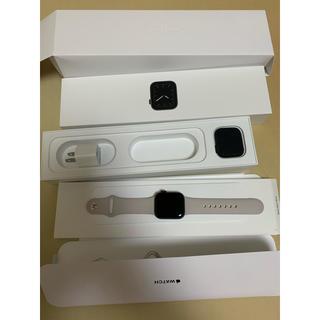 アップルウォッチ(Apple Watch)のApple Apple Watch Nike Series5 40mm GPS (腕時計(デジタル))