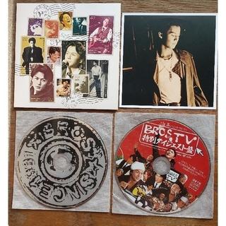 福山雅治さん  ファンクラブ限定DVD チラシ  年賀状など まとめて(ミュージシャン)