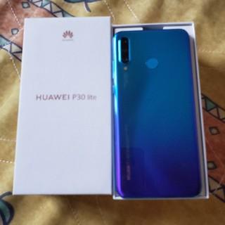 Huawei p30lite SIMフリー