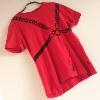 ◆37 期限限定 レア JUST Cavalli パラシュートシャツ カットソー