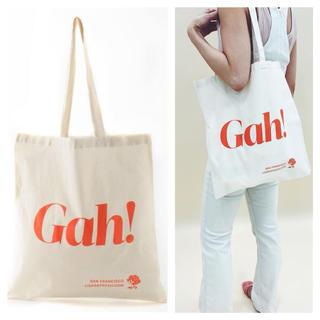 エディットフォールル(EDIT.FOR LULU)のエディット フォー ルル Lisa says gah GAH TOTE トート(トートバッグ)