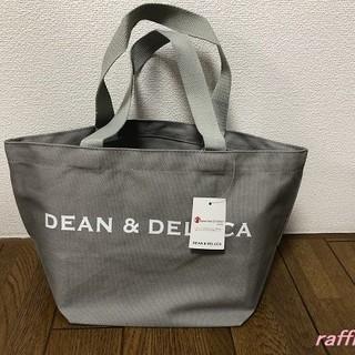 DEAN & DELUCA - 【DEAN&DELUCA】トートバック★ディーン&デルーカ★グレーS
