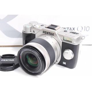 ペンタックス(PENTAX)のPENTAX Q10 しゅう様専用(ミラーレス一眼)
