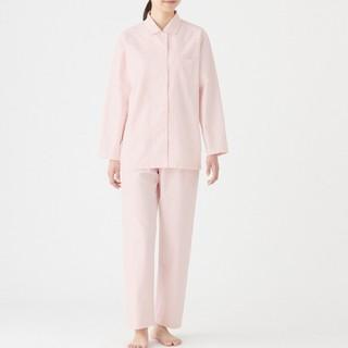MUJI (無印良品) - 脇に縫い目のない オックスフォードパジャマ
