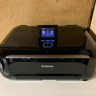 キヤノン(Canon)のCanon PIXUS MG6230BK 印刷枚 801枚〜850枚(PC周辺機器)