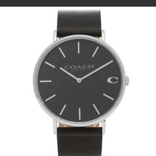 コーチ(COACH)のcoach 腕時計 CHARLES メンズ(腕時計(アナログ))