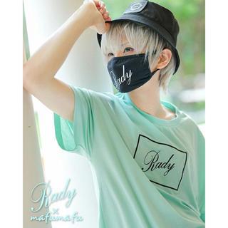 レディー(Rady)のボックスRadyメンズTシャツ(Rady×まふまふコラボ)(Tシャツ/カットソー(半袖/袖なし))