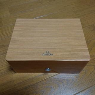 オメガ(OMEGA)のOMEGA 高級化粧箱 木製(腕時計(アナログ))