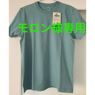 モンベル(mont bell)の【新品 タグ付き】mont-bell Tシャツ さけぶ鳥たち(Tシャツ/カットソー(半袖/袖なし))