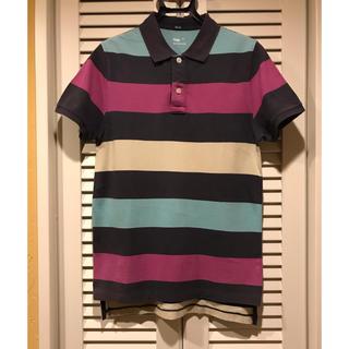 ギャップ(GAP)のGAP ポロシャツ ボーダー Sサイズ(ポロシャツ)