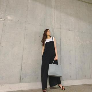 スライ(SLY)の新木優子着用♡THROW by SLYサロペット(サロペット/オーバーオール)