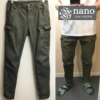 ナノユニバース(nano・universe)の【売約済】他の方は購入しないでください!パンツワークパンツミリタリーパンツ(ワークパンツ/カーゴパンツ)