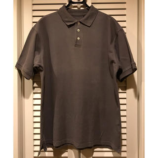 ギャップ(GAP)のGAP ポロシャツ グレー Mサイズ(ポロシャツ)
