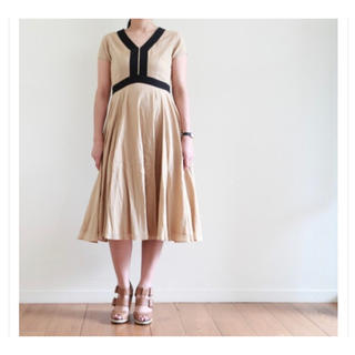 IENA - MARIHA マリハ 夏のピアノのドレス ワンピース ショート丈 レア