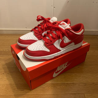NIKE - DUNK LOW SP UNIVERSITY RED 26.5cm
