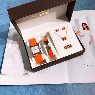⭐HERMES⭐ネックレス 腕時計  ピア ブレスレット 指輪⭐新品3