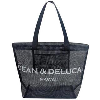 DEAN & DELUCA - ★ハワイ限定 夏&数量限定 DEAN&DELUCA メッシュバッグ ブラック