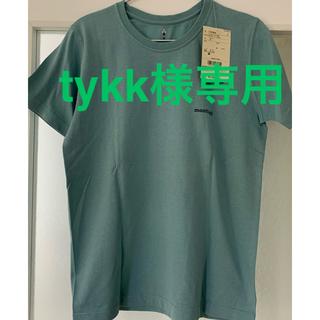 モンベル(mont bell)のtykk様専用 【新品 タグ付き】 mont-bell Tシャツ 六人の山(Tシャツ(半袖/袖なし))