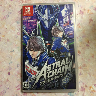 Nintendo Switch - 美品♡アストラルチェイン ASTRAL CHAIN  switch