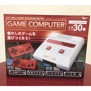 ピーナッツ(PEANUTS)のCLASSICAL ゲームコンピューター NEO 5th(家庭用ゲーム機本体)