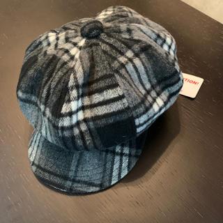 マウジー(moussy)の【新品未使用】moussy☆キャップ☆ハンチング☆帽子☆タグ付き(ハンチング/ベレー帽)