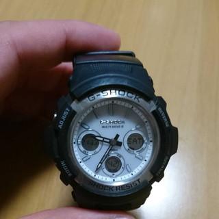 ジーショック タフソーラー 電波 レア(腕時計(デジタル))