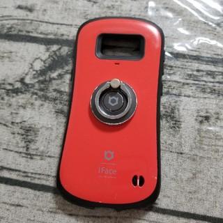 ギャラクシー(Galaxy)のGALAXY S8 iFace  RED(Androidケース)