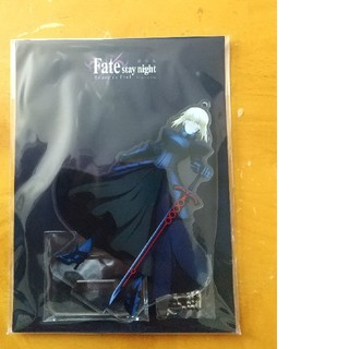 Fate/stay night セイバーオルタ アクリルマスコット(その他)