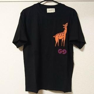 Gucci - GUCCI Tシャツ 黒 Mサイズ ジミン着用 BTS