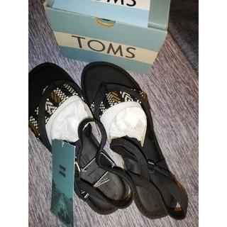 トムズ(TOMS)のTOMS サンダル(サンダル)