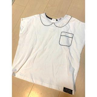ニードルワークスーン(NEEDLE WORK SOON)の【needle works】カットソー 120cm(Tシャツ/カットソー)