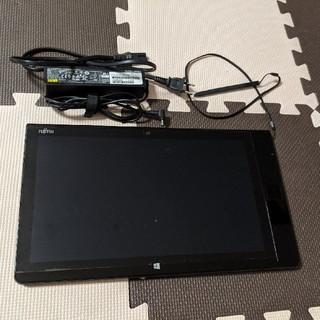 フジツウ(富士通)の富士通 12.5型タブレット ARROWS Tab Q704/PV(タブレット)