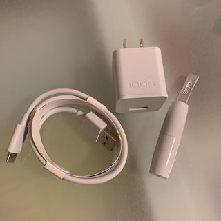 IQOS - iQOS3 純正 充電器&クリーナー