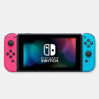 Nintendo Switch - ニンテンドースイッチ ネオンピンク ネオンブルー 本体