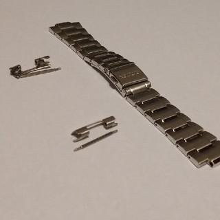 シチズン(CITIZEN)のCITIZEN Eco-Drive E031-S103720のベルト(金属ベルト)