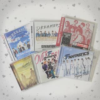 ジェネレーションズ(GENERATIONS)のLDH CD(アイドルグッズ)