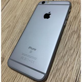iPhone - 極美品 バッテリー新品 iPhone6s 64gb SIMロック解除済み 64